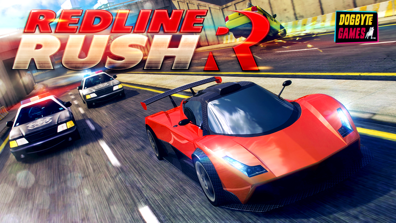 Redline Rush- screenshot