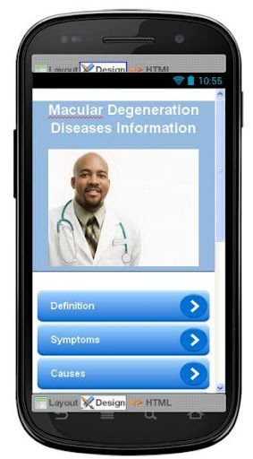 Macular Degeneration Disease