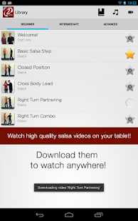Pocket Salsa Free- screenshot thumbnail