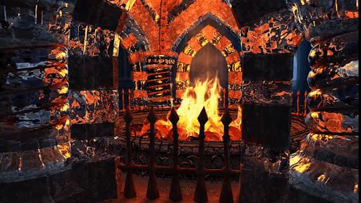 3D Medieval Furnace