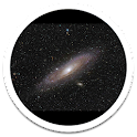 Color Spiral Galaxy LWP icon