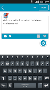 SafeZone - screenshot thumbnail