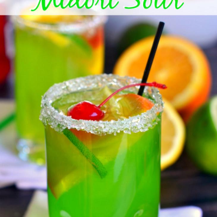 Midori Sour Recipe