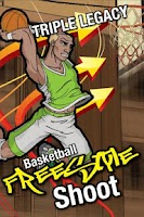 Screenshot of Basketball FreeStyle Shoot