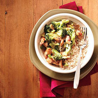 Broccoli-Chicken Bowls