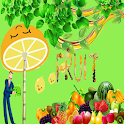 vitamin fruit  games icon