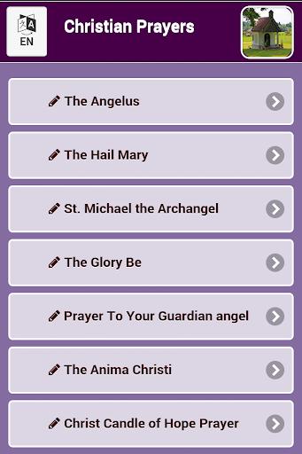 玩免費娛樂APP|下載キリスト教の祈り app不用錢|硬是要APP
