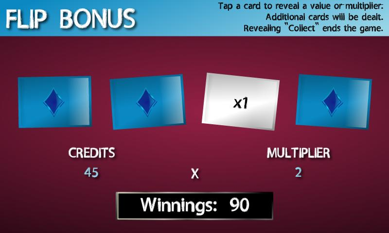 Hot Hand: 4 Card Poker- screenshot