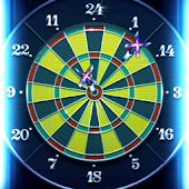 Darts->Clock LiveWall Trial