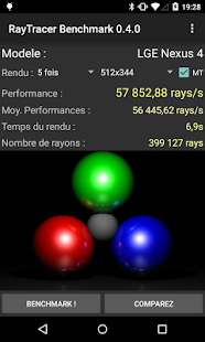 RayTracer Benchmark- screenshot thumbnail