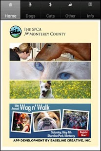 The SPCA- screenshot thumbnail