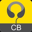 České Budějovice - audio tour icon