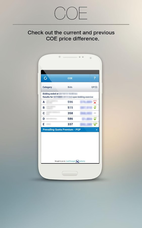 MyTransport Singapore - screenshot
