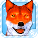Virtual Pet Fox icon