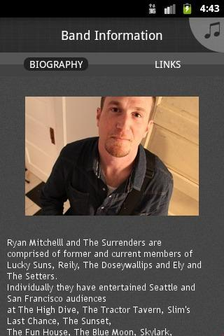 Ryan and The Surrenders - screenshot