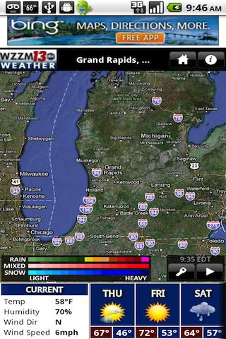 WZZM 13 WX - screenshot