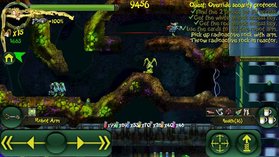 Toxic Bunny HD Screenshot 23