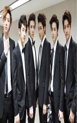 Exo Fans Puzzle 엑소