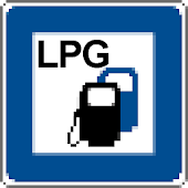 LPG Tankstellen Finder Light