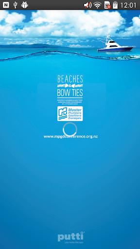 MPGD - Beaches Bow ties