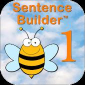 Sentence Builder 1 Flashcards
