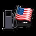 USA Fuel Price icon