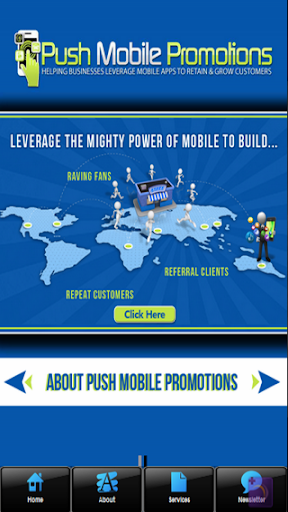 Push Mobile Promotions