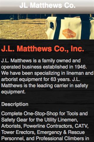 JL Matthews Co