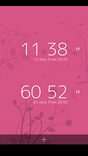 Elegant Kitchen Timer- screenshot thumbnail