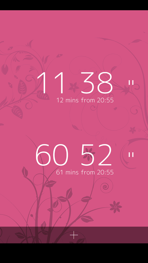 Elegant Kitchen Timer- screenshot