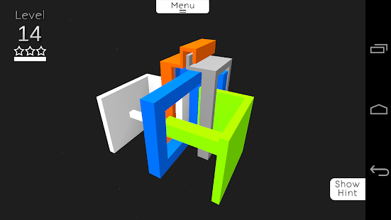 UnLink - The 3D Puzzle Game- screenshot thumbnail