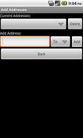 Screenshot of SpamGrabber Pro Key