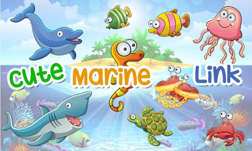Cute Sea Marine Animals