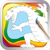 My Coloring Dragon - Fun Game