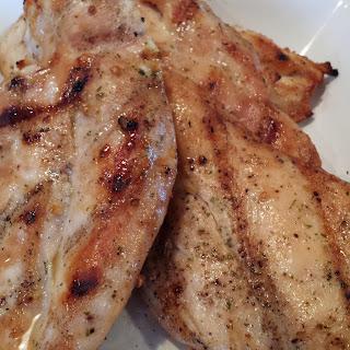 Woodford Bourbon and Garlic Chicken