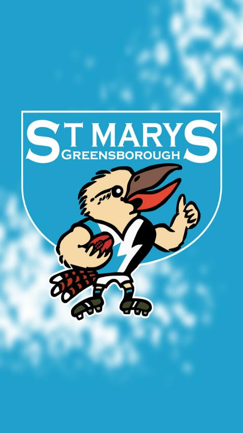St Marys Greensborough JFC- screenshot