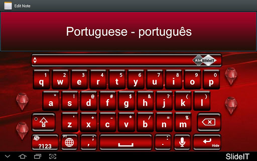SlideIT Portuguese Pack