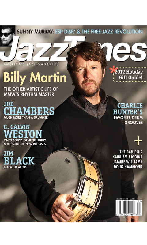 JazzTimes- screenshot