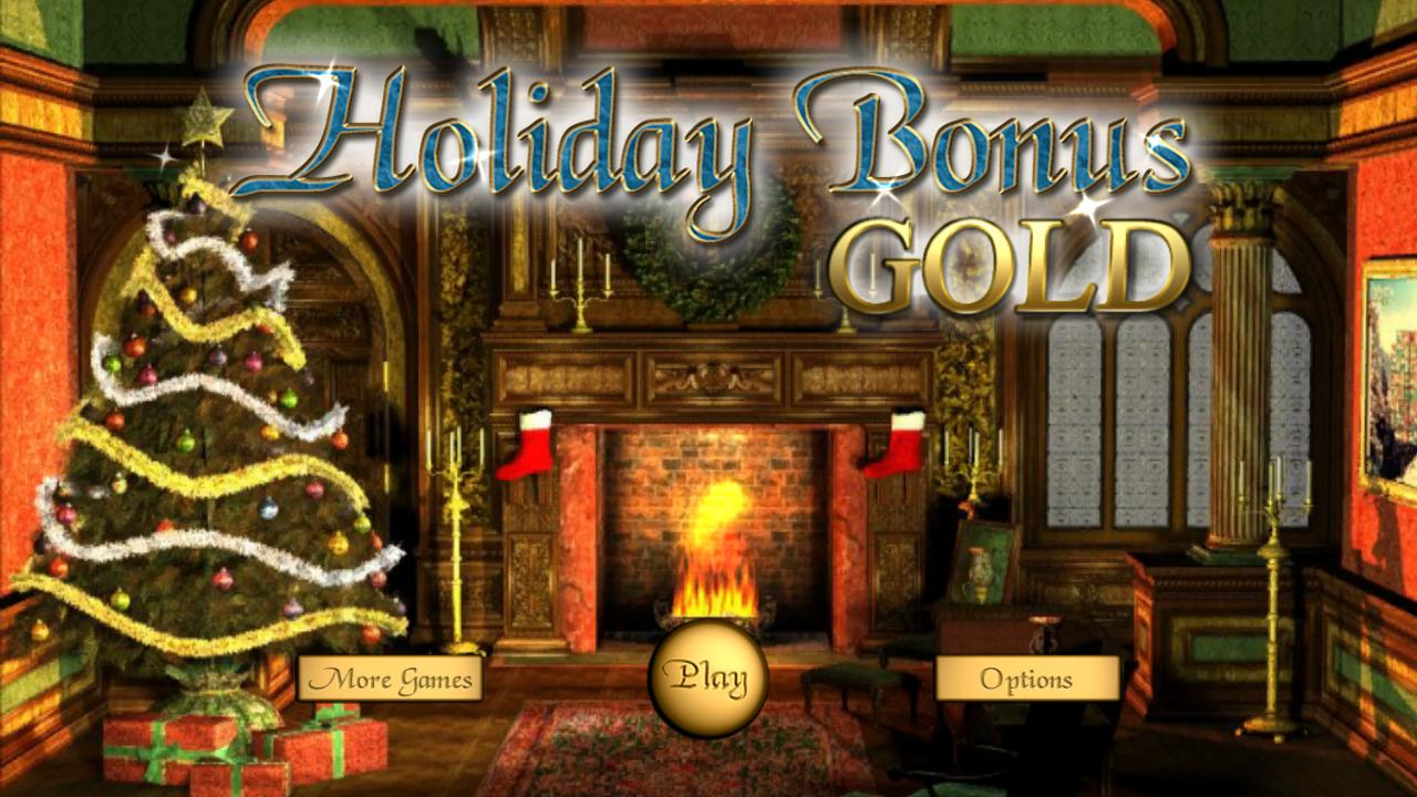 Holiday Bonus GOLD- screenshot