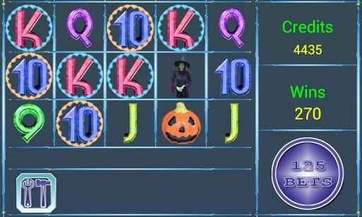 A8 Halloween Slot Machine