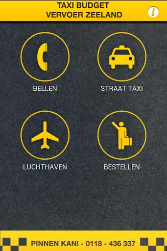 Taxi Budget Vervoer Zeeland