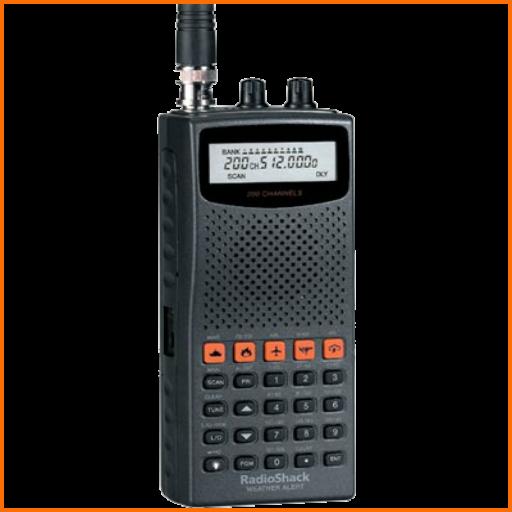 警察無線電掃描儀 LOGO-APP點子