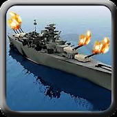 Gun Ship Fleet Commander 3D