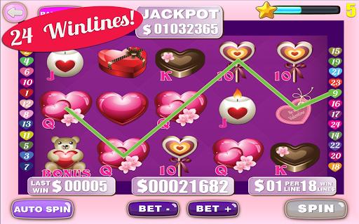 My Lucky Valentine Slots