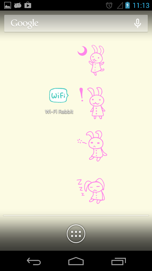 Wi-Fi Rabbit- screenshot
