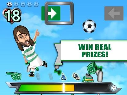 Celtic FC Powershot Challenge - screenshot thumbnail