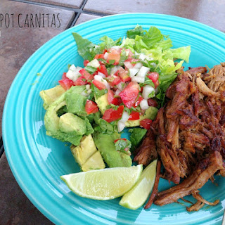 Crock Pot Carnitas.