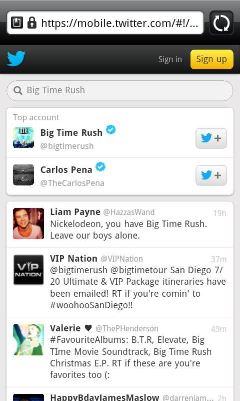 Big Time Rush Uncensored - screenshot