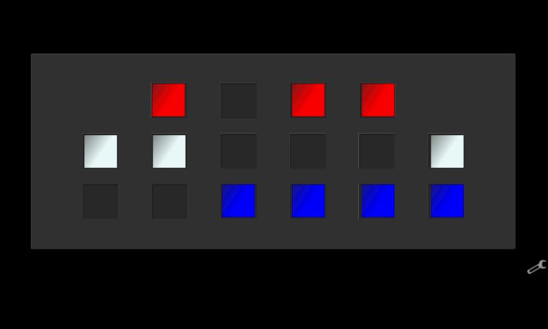 Binary Clock Es Screenshot