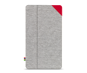 Funda para Nexus 7 (2013) en color gris/rojo